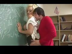 Babe Teacher Monica Mayhem