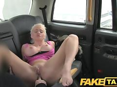 FakeTaxi Finland beauty with tits to die for