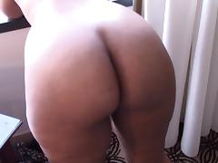 Dominican and White Milf With Big Ass