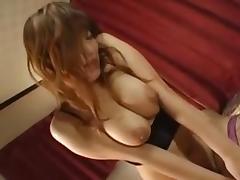 Busty Japanese Babe...F70