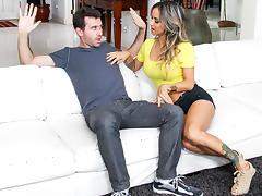Nadia Styles, James Deen in MILFs Seeking Boys #09,  Scene #01