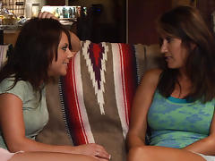 Torri Secret & Penny Flame in Lesbian Triangles #14, Scene #01