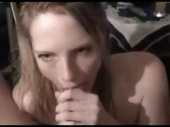 My Girlfriends Blowjob