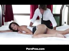 Massage girl only wants cock