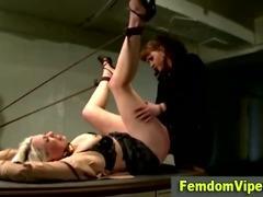 Bdsm lezdom nasty fetish mistress