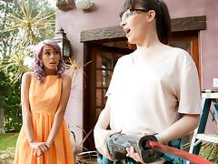 Janice Griffith & Dana DeArmond in Lady Daddy: Part One - GirlsWay