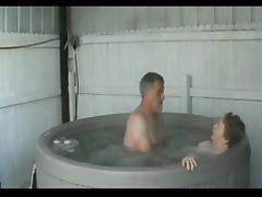 Hot Tub fun.