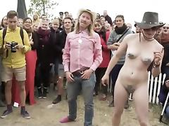 World-Euro-Danish & Nude People On Roskilde Festival 2014-2