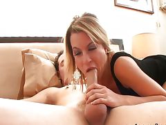 Blonde MILF Jessie Fontana hardcore sex