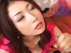 Real penis sucking gangbang from Tokyo
