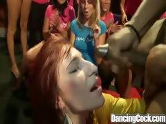 Dancingcock VIP Orgy