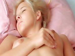 Cute panties and hole masturbation
