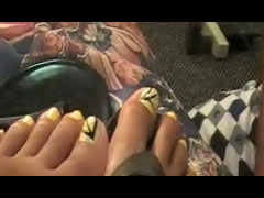 LADY R FOOT WORSHIP FROM TOES AND SOLES PRODUCTIONS COM