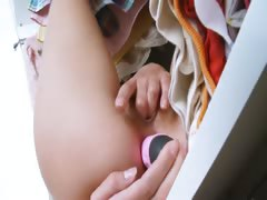 Natashas anal pleasure and masturbating