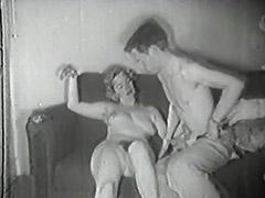 Survey Man Picks up a Chick 1950