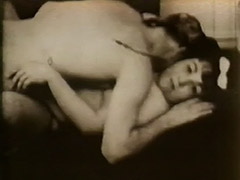 Husband Fucking His Plump Mature Wife 1960