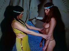 Nude Indian Girl Does Sexy Dance 1960