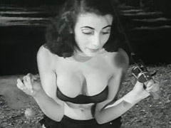 Sexy Babes Posing and Relaxing 1950