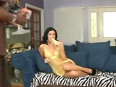 India Summer Want's A Bigger Banana