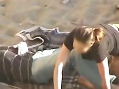 Public sex going on