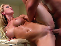 Cherie DeVille is getting dick in pussy by Keiran Lee