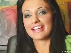 Interview with Porn Star Aletta Ocean