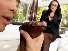 Breanne Benson Foot Fetish Sex