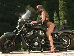 Biker videos. Almost every gorgeous and sexy chick is ready to have sex with a biker