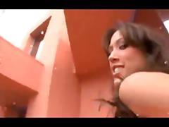 Hot POV scenes with delicious brunette