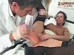 doctor makes no easy scrutiny