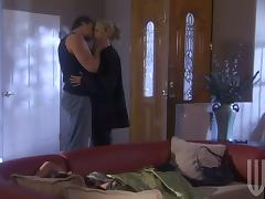 Hardcore sex with a super hot blond milf Stormy Daniels
