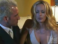 Stormy Daniels is Back! Hottest Cougar Alive! Big Titties and Hot Mouth!