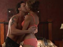 Tony De Sergio fucks with awesome Elexis Monroe