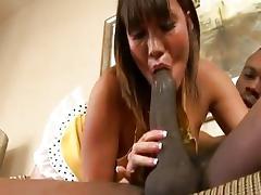 Ava Devine - Interracial Deepthroat
