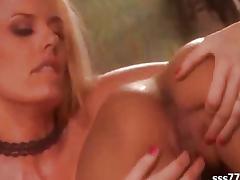 Cougar Seduces Teenage Maid