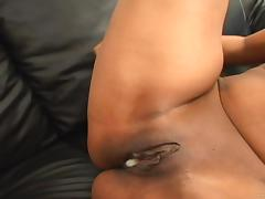 Sexy Babe Gets A Nasty Creampie After A Hardcore Fuck