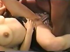 Married White Woman Banging Her Dark Mate in Hotel Room